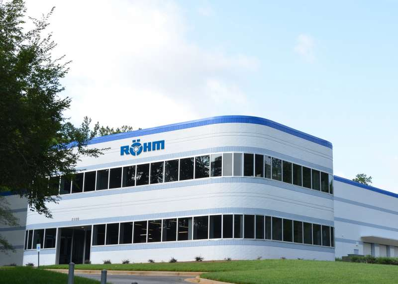 New Rohm headquarters