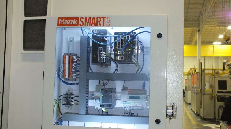 Mazak's SmartBox
