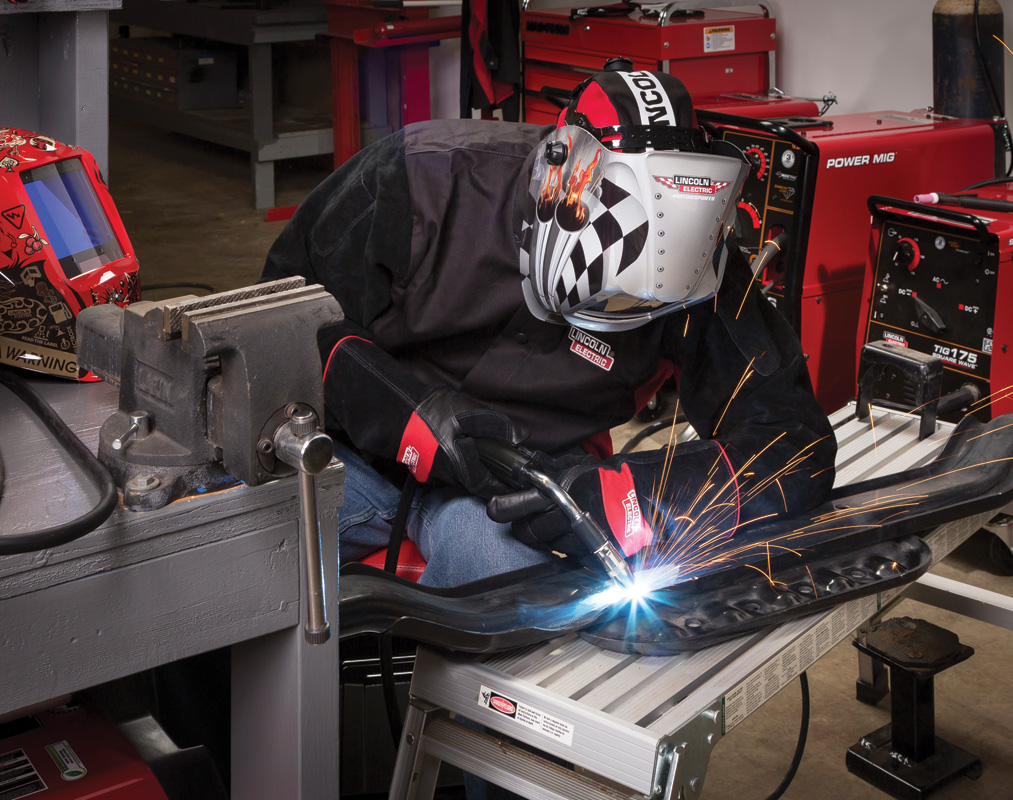 Wired for Success | Welding | Welding Technology
