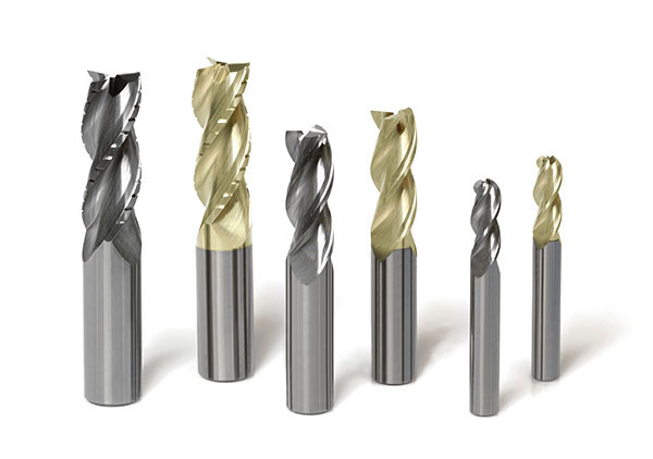 Kyocera Atlas end mills